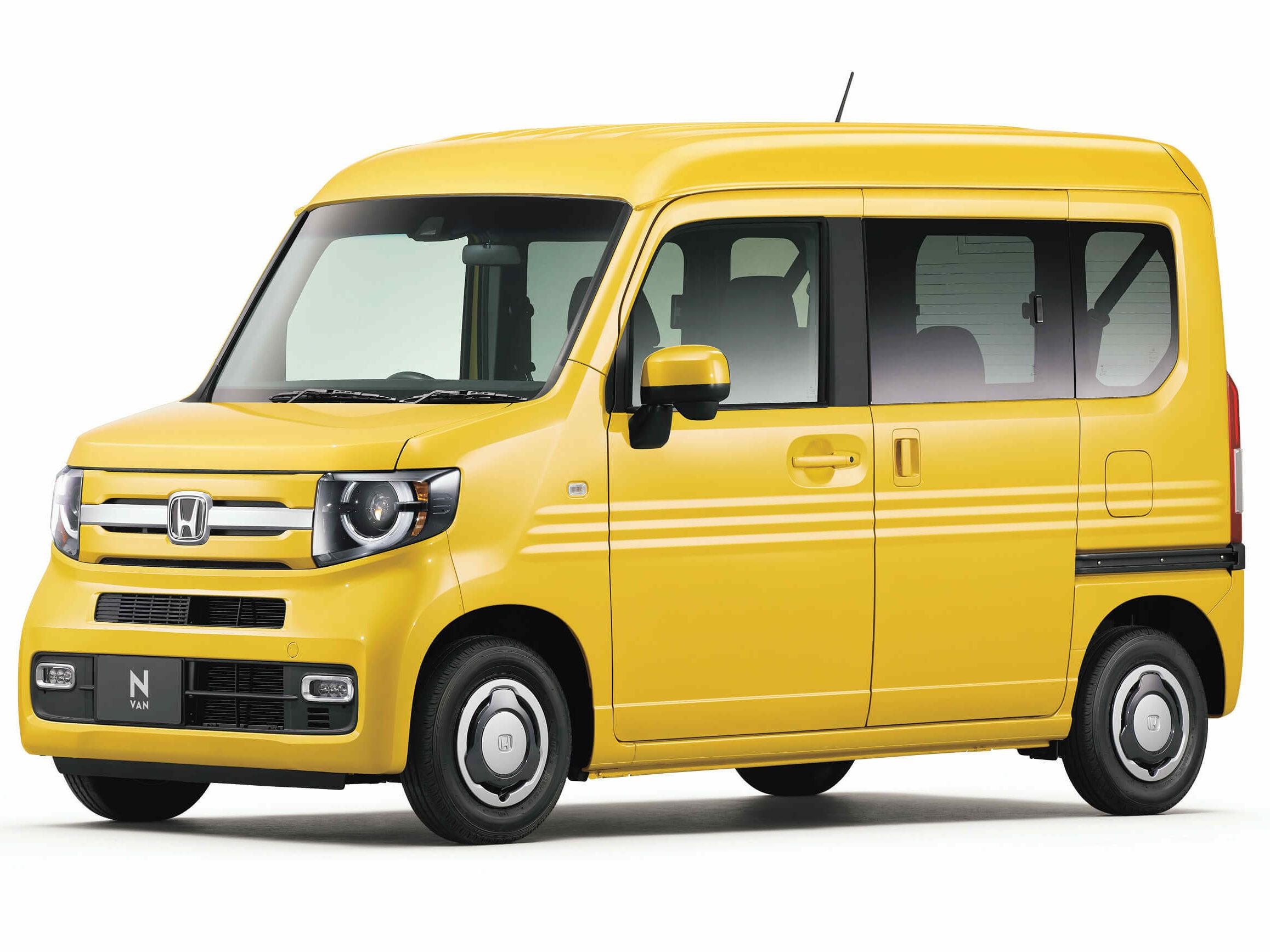 ホンダ・N-VAN  新車価格:129〜183万円