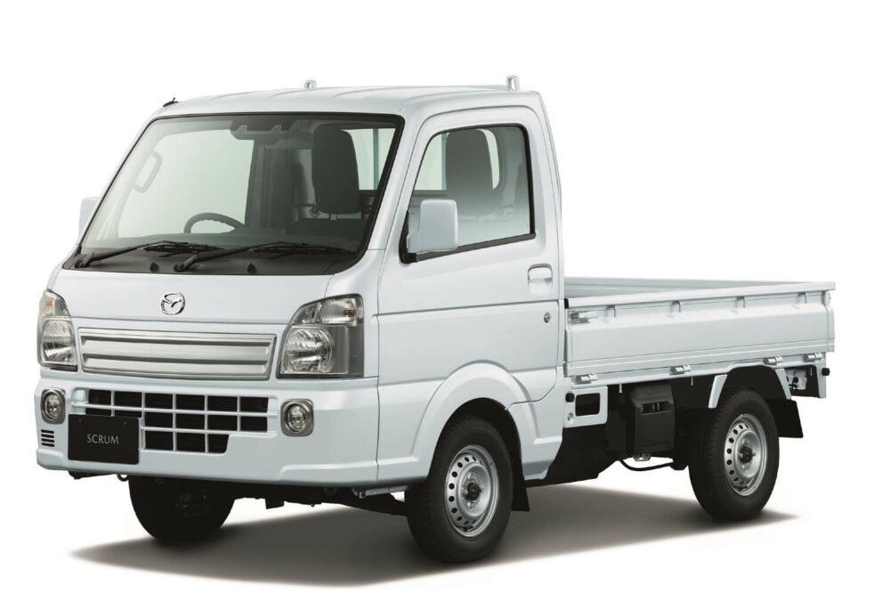 マツダ スクラムトラック KX