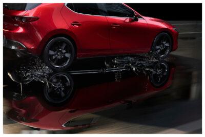 Mazda3(マツダ3)SKYACTIV-G 2.0Lガソリン車にAWDを追加