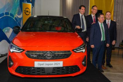 【オペル日本再上陸】国内導入3モデルを発表!価格予想