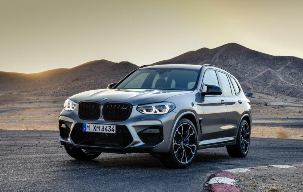 BMW X3 M標準仕様