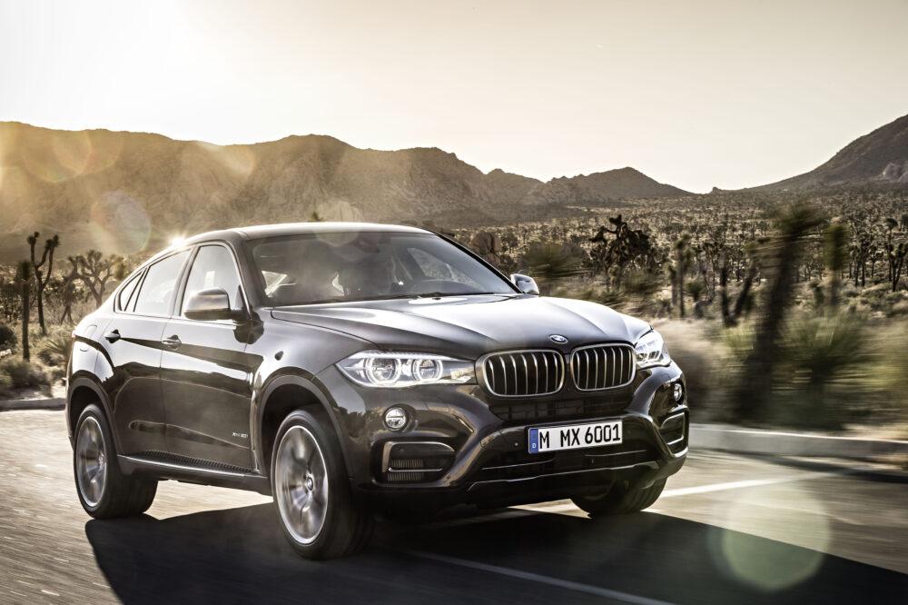 BMW X6 M標準仕様