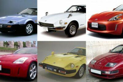 日産フェアレディZの歴代モデルを画像で解説!初代から現行、プロトタイプまで