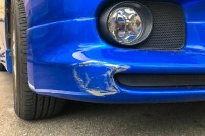 【簡単・格安】自分で出来る!車のボディの小傷からこすり傷やひっかき傷の修理方法