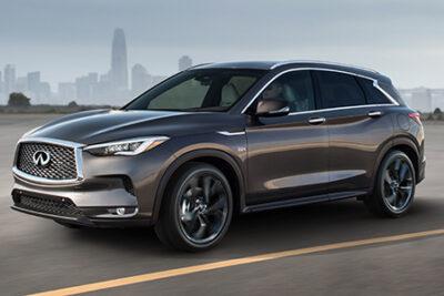 インフィニティ新型QX50 2018年春発売!価格や燃費と日産 スカイラインクロスオーバーの発売日も