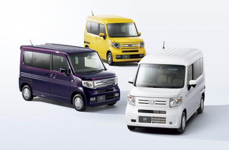 ホンダ新型N-VAN(エヌバン)発売開始!価格は127万からでターボも【19年ぶりの新型軽商用バン】