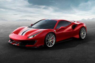 フェラーリ新型488ピスタが2018年3月に発表!価格と発売日やスペックは?名車の復活か