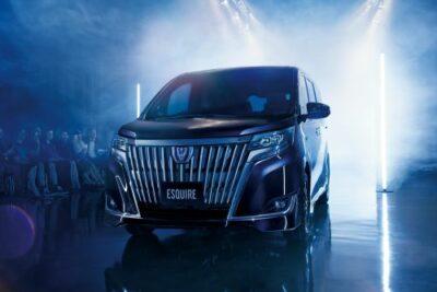 トヨタ新型エスクァイア マイナーチェンジ発売で高級感UP!内装・価格や燃費は?