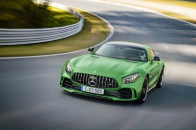 新型メルセデス「AMG GT R」日本発売!価格は2300万円で性能や公道最強のスペックは?