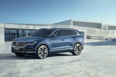 VW新型トゥアレグが3月23日発表!価格や発売日・PHVについても
