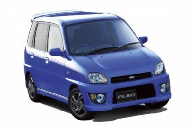 【スバルプレオは走れる軽自動車】実燃費やRSやLSの性能・評価から中古車価格まで