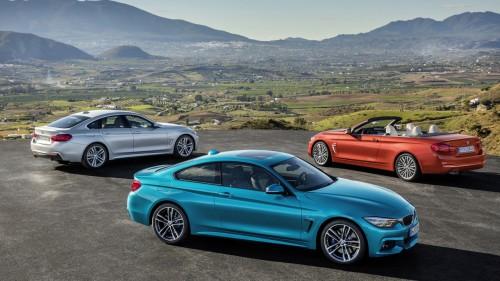 BMW 4シリーズ 現行モデル