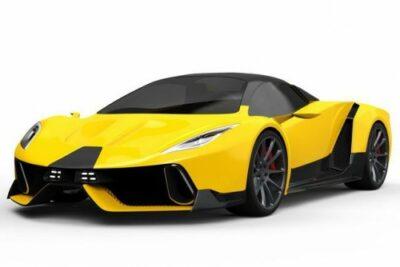 安い?970万円のスーパーカー「SP-ONE(エスピーワン)」がフェラーリ殺しと話題!