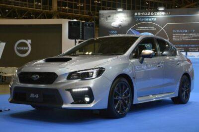 【スバル新型WRX S4 D型】マイナーチェンジして発売開始!でスペックと価格や変更点は