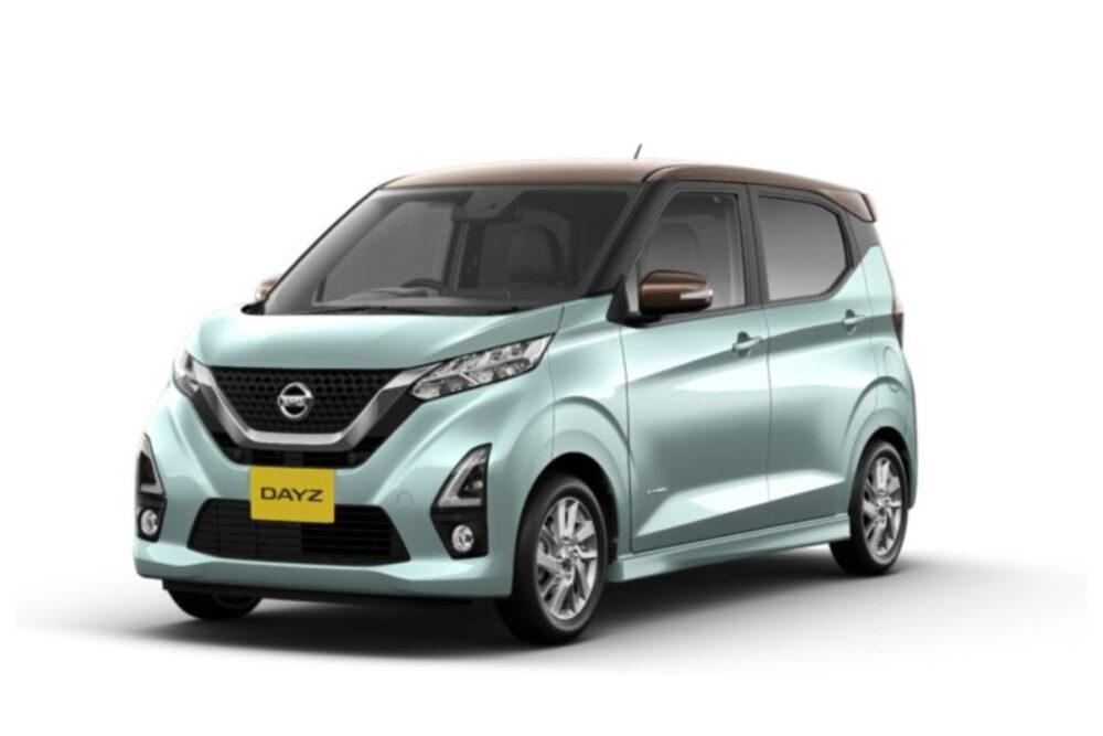 日産・デイズ 新車価格:130〜160万円