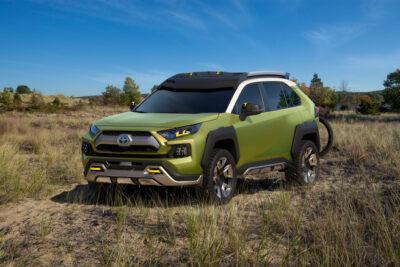 トヨタ新型コンセプト「FT-AC」初公開!トヨタの時期型SUVはどうなる?