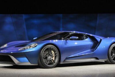 復活の超高性能マシン新型フォードGTの最終スペック発表!その実力と話題まとめ