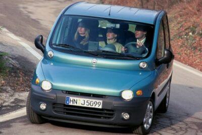 フィアット・ムルティプラまとめ|独創的なMPV!中古車価格と燃費や故障など