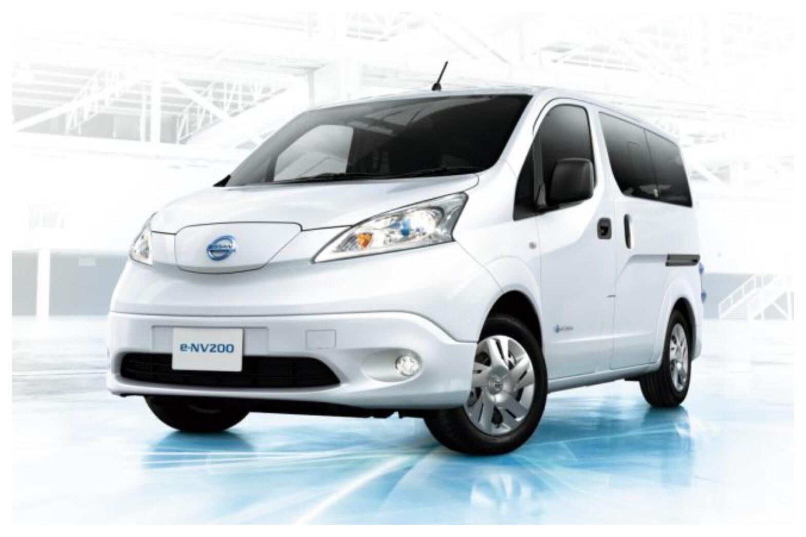 【日産 e-NV200】中古車選びの注意点から航続距離と充電・バッテリー交換まで