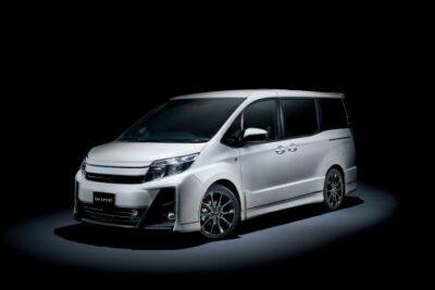 【トヨタ新型ノア GRスポーツ】価格や性能・スペック・デザインの違いは?