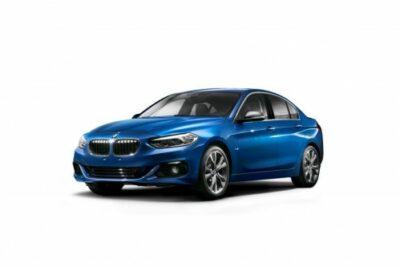 新型BMW 1シリーズセダン初公開!中国専用モデルで日本発売は無し?