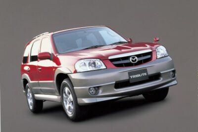 【マツダ トリビュート】故障が多い?中古車価格から燃費や評価までまとめ