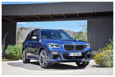 新型BMW X3 M40i 追加発売!387ps直6で0-100加速4.8秒のスポーツSUV