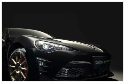 トヨタ 86 GT「ブラック・リミテッド」特別仕様車を86台限定で発売