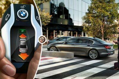 BMW・7シリーズの「リモート・パーキング」が007の世界!遠隔駐車システムの価格と性能