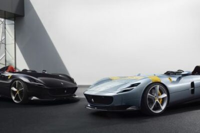 フェラーリの新シリーズ「Icona(イーコナ)」から「モンツァ SP1・SP2」が登場!驚異のスペックは?