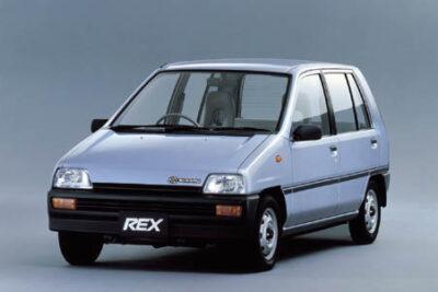 レックスはスバル軽自動車の牽引役!スーパーチャージャーと維持費や評価は?