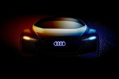 アウディ新型自動運転EV「アイコン」コンセプト初公開!