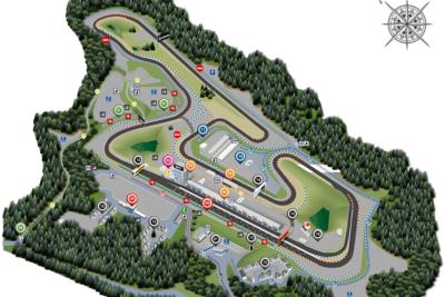 【岡山国際サーキットの魅力10選】走行会などのイベントから周辺駐車場まで解説!
