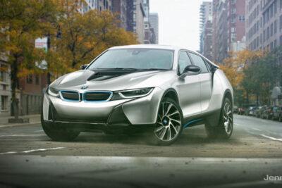 BMW i8の新型SUVモデルが2020年に登場か!価格やスペックなど徹底予想