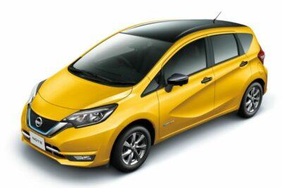 【日産新型ノート】e-POWERに4WDを追加&仕様変更|価格や仕様など変更