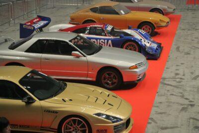 【東京オートサロン・オークション with BH Auction】出品された16台や落札価格は?