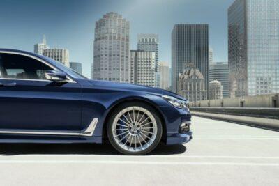 【BMW アルピナB7 】車両価格や内装や外装デザインと試乗&加速の評価や実燃費まで