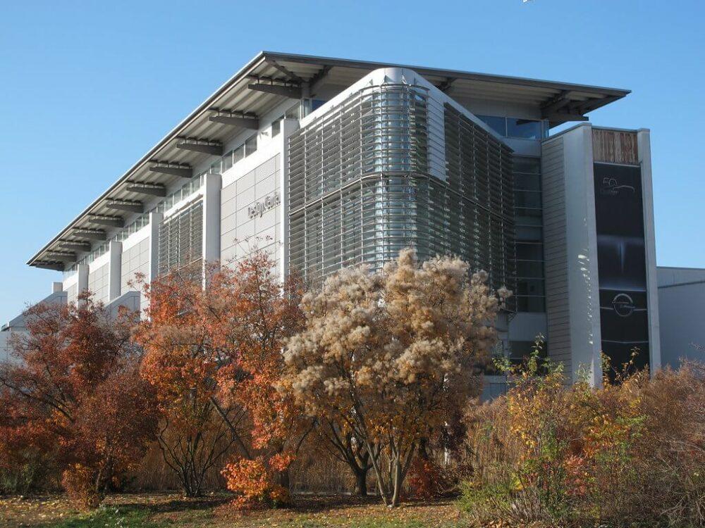 オペル デザインセンター