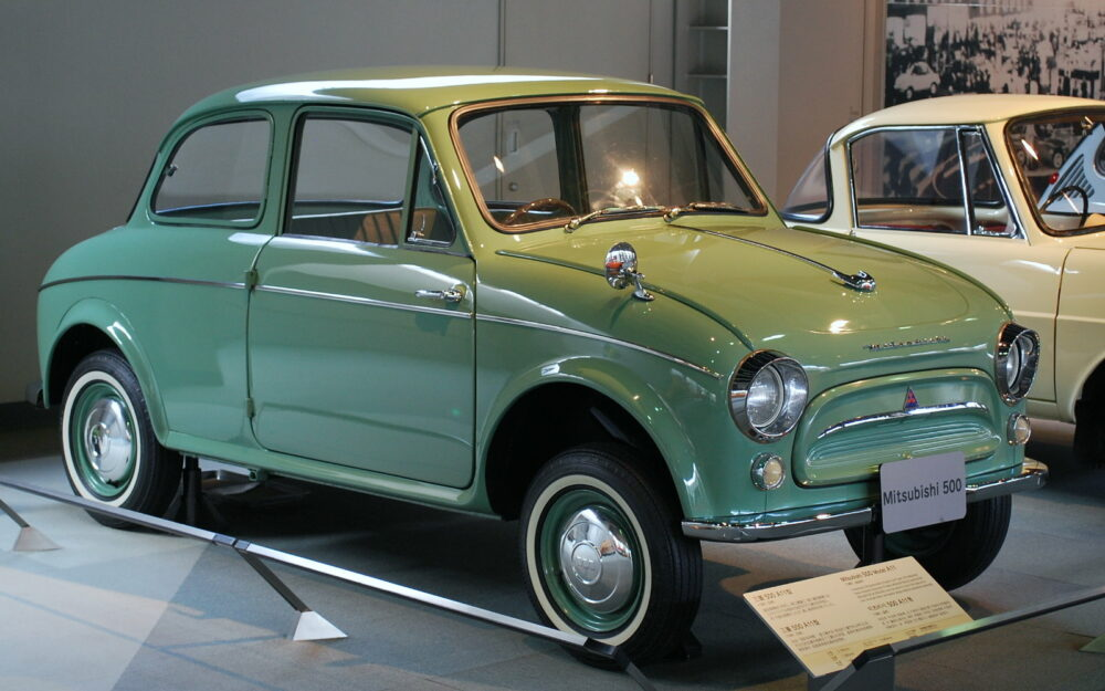 三菱500A11型