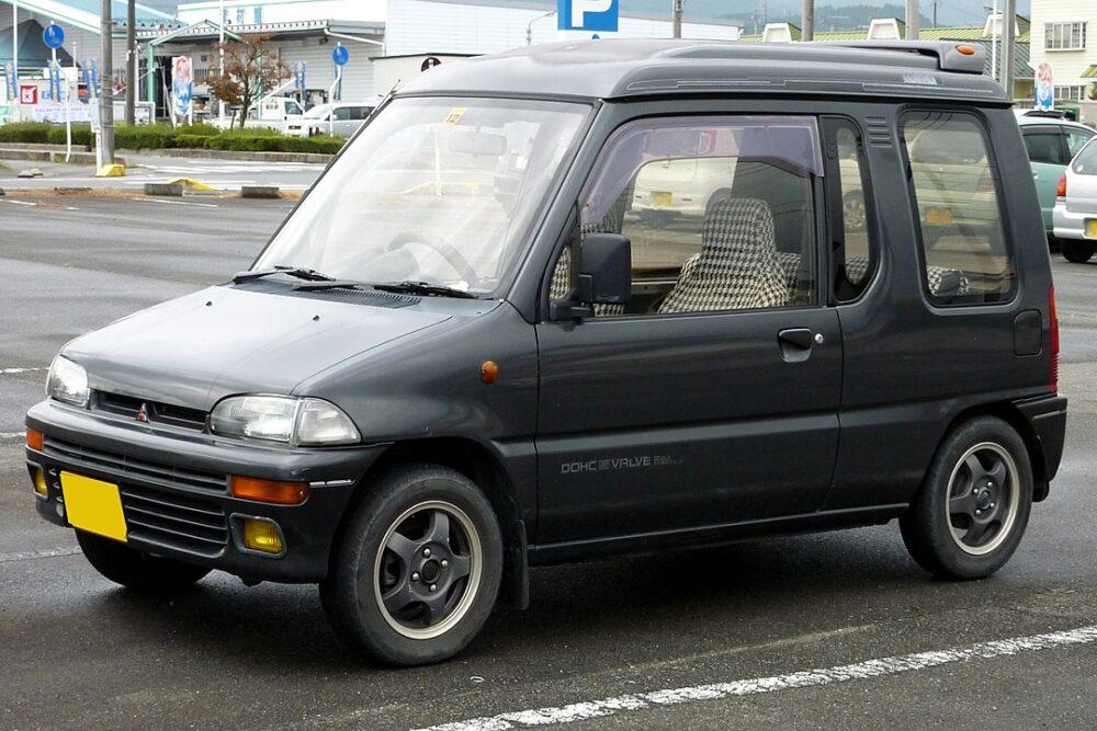 ミニカトッポ セダン・後期型