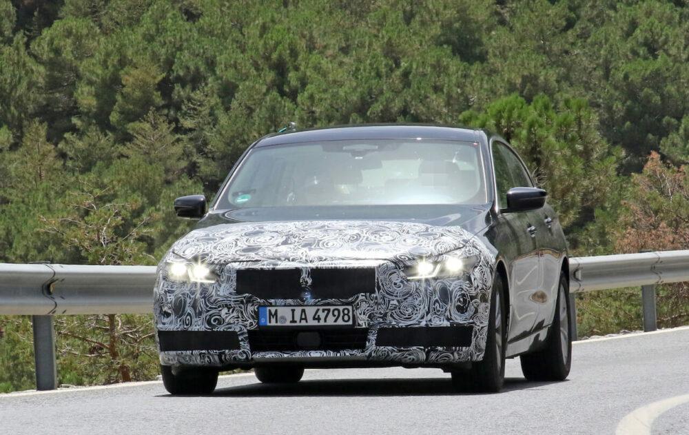 BMW 改良型6シリーズ グランツーリスモ