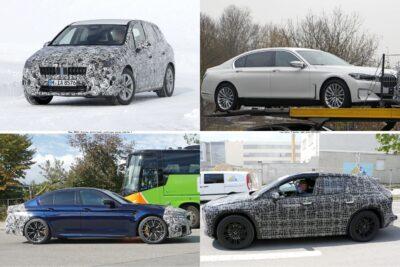 【BMW】新型デビュー・モデルチェンジ予想&スクープ|2020年7月最新情報