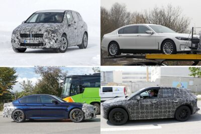 【BMW】新型スクープ・新車デビュー・モデルチェンジ予想|2020年6月最新情報