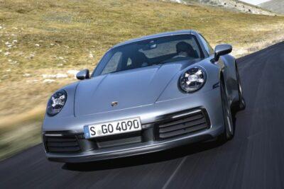 ポルシェ新型911発表!992型となり走行性能も安全装備も進化!