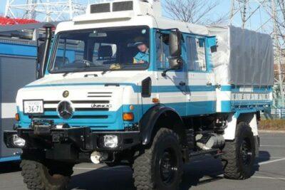これは護送車?特型警備車?警察の特殊車両10選をまとめてみた