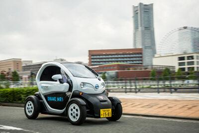 超小型モビリティ(超小型車)とは?1〜2人乗り次世代乗用車はいつから普及?販売価格から代表車まで