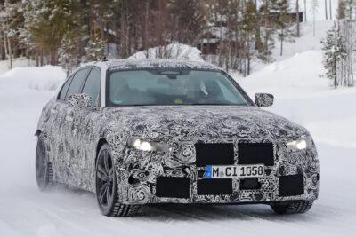 BMW新型M3フルモデルチェンジで3グレードがラインナップへ!8月にオンラインデビューか