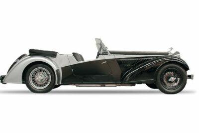 イギリス伝統の高級車「アルヴィス」の国内発売開始!5000万円超えのオーダーメイド仕様