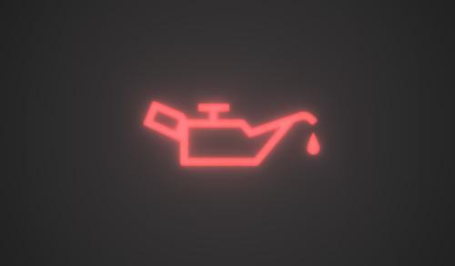 油圧警告灯