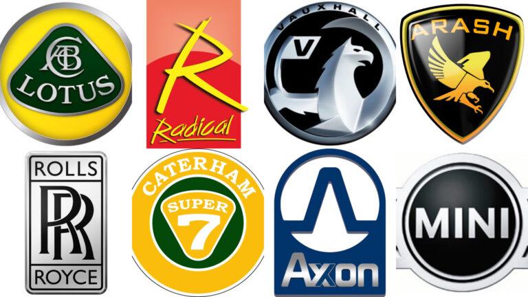 【車エンブレム一覧】イギリス車のマーク(ロゴ)を完全網羅!